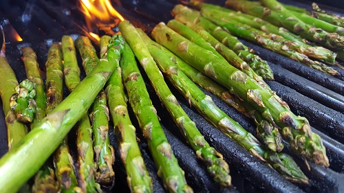 Summer is finally here….along with the first asparagus!